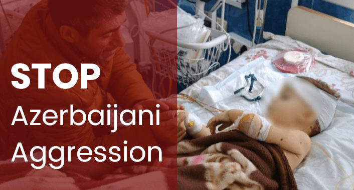 Stop Azerbaijani Aggression